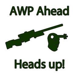 Спрей AWP_AHEAD