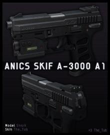 Скин оружия для Glock - SnarkTub Skif A-3000