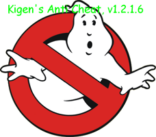 Kigen's Anti Cheat, v1.2.1.6