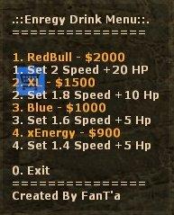Energy Drink - Version 1.0
