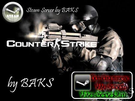 Готовый Steam север для CSS v34 by BAKS