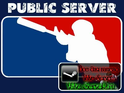 Public Steam/No-Steam server v.59