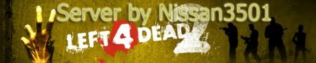 Left 4 Dead 2 Nosteam server by Nissan3501 v1.0