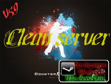 Пустой сервер для CSS v59