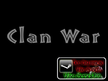 ClanWar (CW) + Rcon Mod