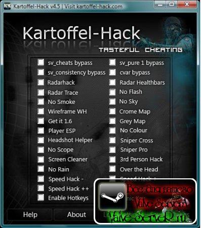 Kartoffel Hack v 4.5