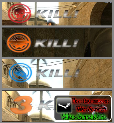 Kill Messages (OrangeBox)