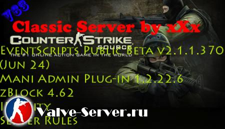 Classic Server v63 by xXx