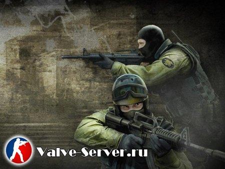 Готовый {STEAM+patch no-steam} Сервер for CSS v64 by ALbTAIR