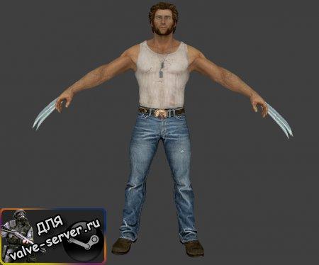 Wolverine (Скин админа)
