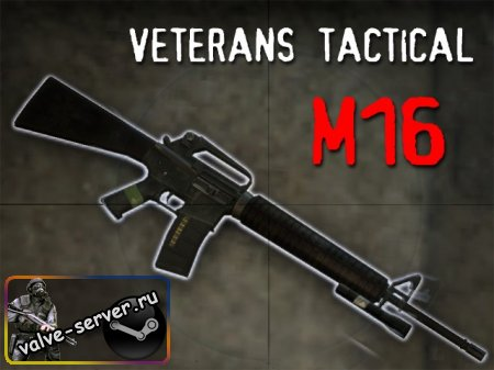 Veterans Tactical M16