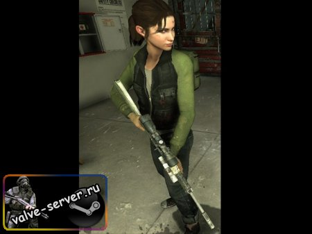 Zombie Hunter Zoey V1