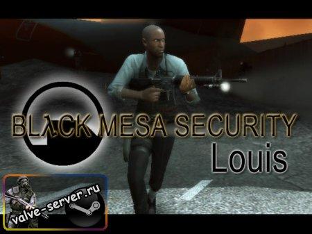 Black Mesa Security Louis V1