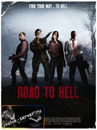 Road to Hell - map 1