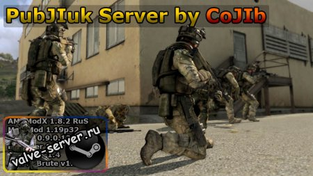 PubJIuk Server by CoJIb