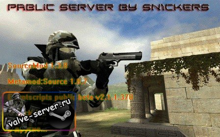 Public server by Sn1ckerS v66