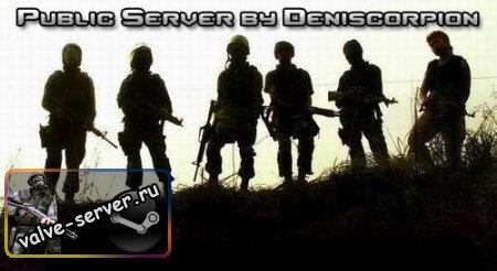 Public Server by Deniscorpion