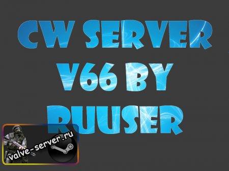 CW сервер для CSS v66 by RuUser