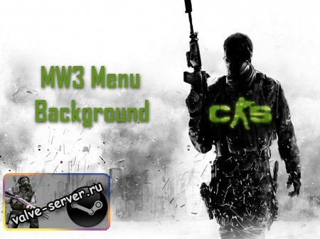 MW3 Menu Background
