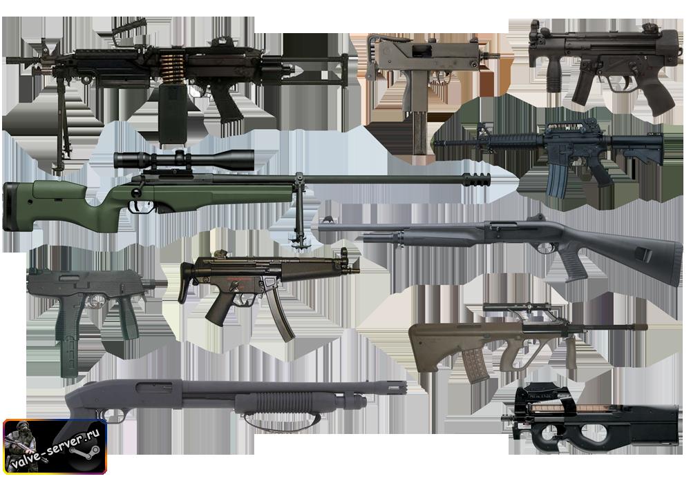Картинки оружий из контр страйк