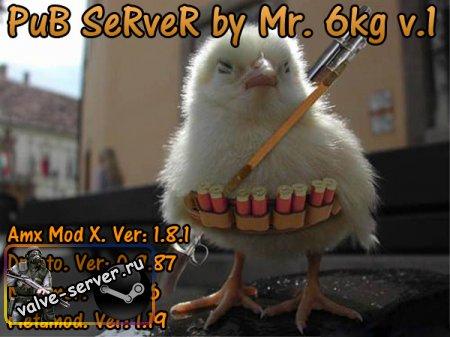PuB SeRveR by Mr. 6kg v.1