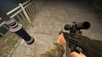 "Модель Sniper Rifle ""HK-91 Military Issue"" для L4D2"
