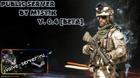 Public сервер by m1st1k v. 0.4 [BETA]