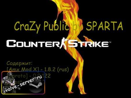 CraZy Public by SPARTA