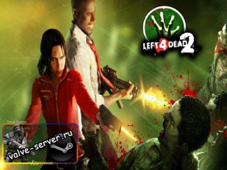 "Фон меню ""Left 4 Dead 2"" для CS 1.6"