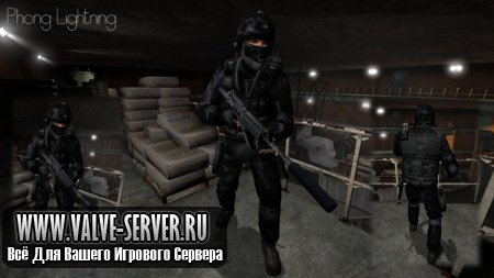 "Скин GSG9 ""Navy Seal - Night Ops"" для CSS"