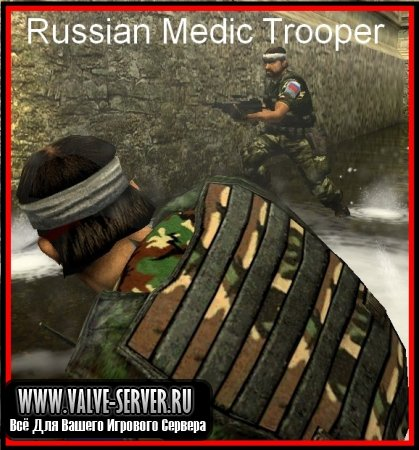 Russian Medic Trooper