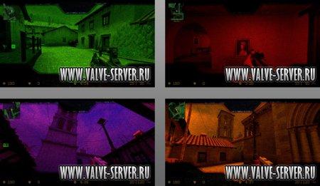 Новые 4 цвета для ПНВ
