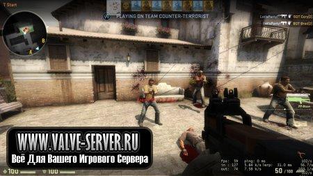 Неофициальный GunGame для CS:GO