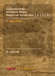 Custom Votes v2.0.2