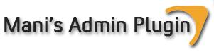 Прекращена разработка проекта Mani Admin Plugin