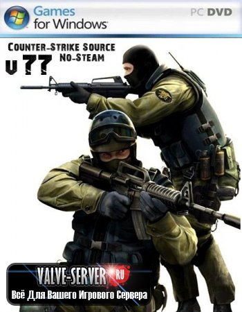 Counter-Strike Source v77 Multi [No-Steam] Mod By Status