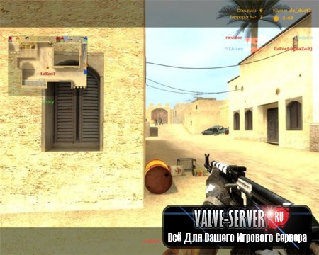 Counter-Strike Source v 1.0.0.78 [No steam] Final Edition mod by status[a]