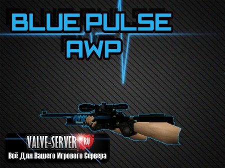 Blue Pulse AWP by s3m1nK
