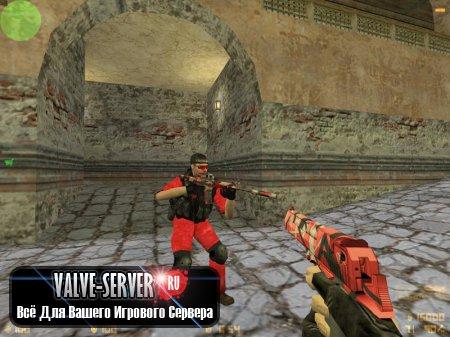 Counter-Strike 1.6 от сервера PMS