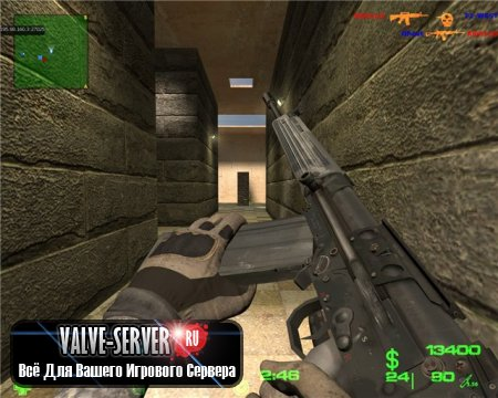 Counter-Strike: Source - Modern Warfare MOD (2010/PC/Rus) (торрент)