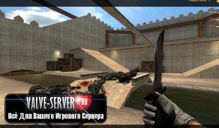 Counter-Strike: Source v34 Modern Warfare 2 (CS:S MW2) No-steam