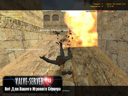 Counter-Strike 1.6 от Русского Мясника