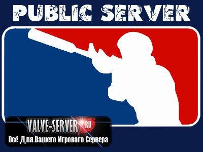No-Steam Publick Server для CSS v84