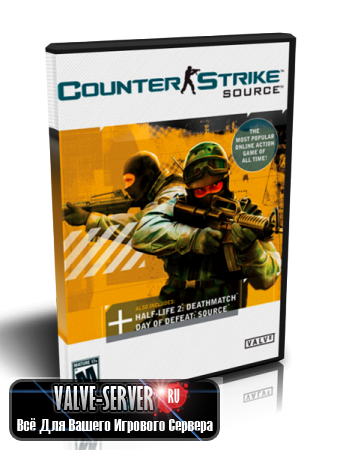 Counter-Strike: Source v87 no-steam от CSMECTNIE.Ru by xXx™ ЗЛОЙ !!!