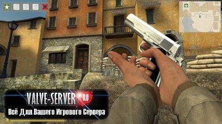 Модель Silver Colt для DOD:S